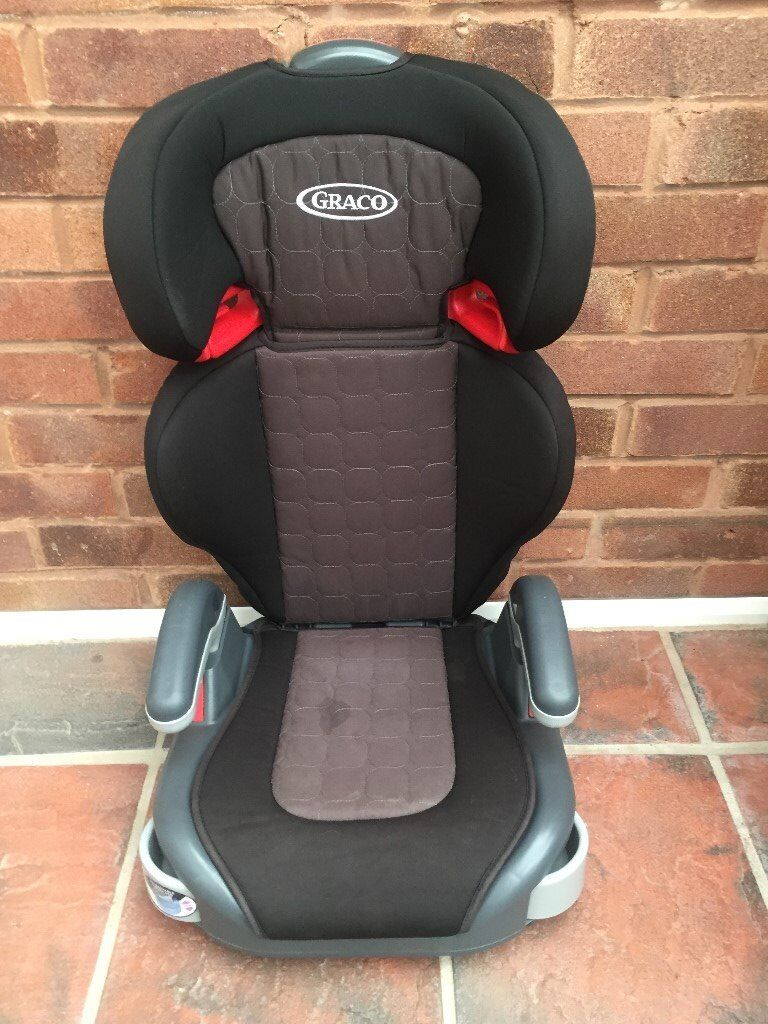 Graco Junior Maxi Car Seat With Cup Holders