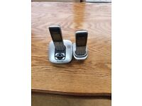Panasonic Cordless twin set phones