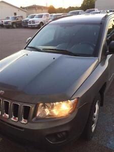 2011 Jeep Compass Sport/North 4WD AC MAGS A VENIR