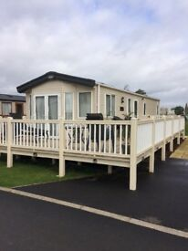 Luxury static caravan Tattershall Lakes Osprey rise *private sale*