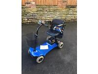 ALPHA 4 CAR BOOT MOBILITY SCOOTER