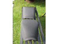 yamaha tracer comfort seat