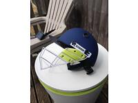 Kookaburra junior cricket helmet
