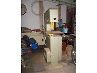 Startrite 18-S-1 Bandsaw.