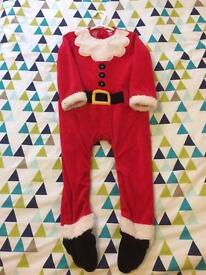 Santa suit 18-24 months