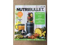 Brand New Nutribullet Blender 12 Piece Set