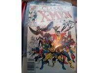 Classic X-Men #1 (Sep 1986, Marvel) Comic