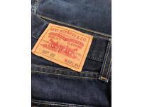 Levi jeans w32 l34