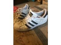 Adidas superstars size uk 10