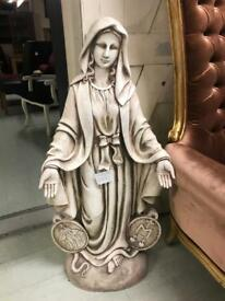 Large our lady statue