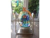 Fisher Price Baby Swing £10