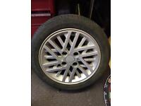 "Ford escort Orion cosworth Xr31 rs turbo 15"" alloy"