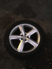 Audi Q5 s line genuine alloy wheels