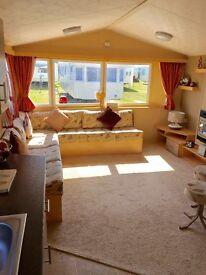 Stunning 2012 Caravan reduced for quick sale DUMFRIES AYR KILMARNOCK LANARKSHIRE