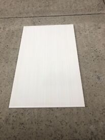Recer white body wall tiles (new)
