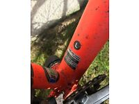 Whyte 905 mountain bike 2015/16 size L - perfect condition