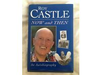 Roy Castle Now and Then Autobiography