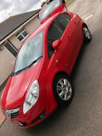 Vauxhal corsa 1.4... FULL YEAR MOT( no advisories).. FULL peter vardy history