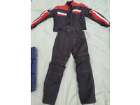Motorcyle Jacket & Trousers