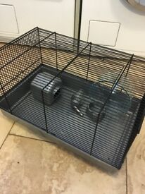 SMALL hamster cage - great for Dwarf hamsters