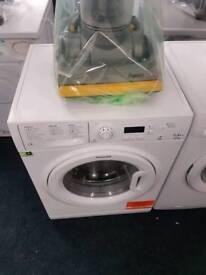 Hotpoint 7kg washing machine with warranty