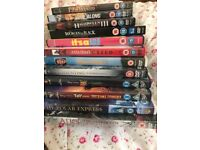 MIXED DVD BUNDLE SOME STILL SEALED