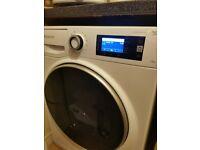Hotpoint washing machine 11kg 1600