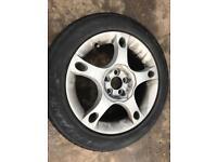Seat Leon SE TDI 2002 Alloys Wheels Rims 205/55 R16 205 55 16