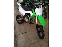 Big 140cc stomp crf110 frame pit bike/ pitbike
