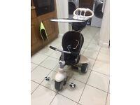 *** SmarTrike Recliner 5 in 1 baby trike -