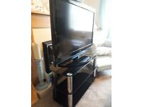 37 inch tv and stand