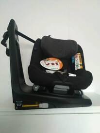 NEW Maxi Cosi AxissFix I-size Rotating Car Seat RRP £300