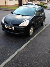 Clio 1.2 only 51k miles! Cheap to run! 40mpg!