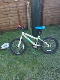 Children's bicycle good condition