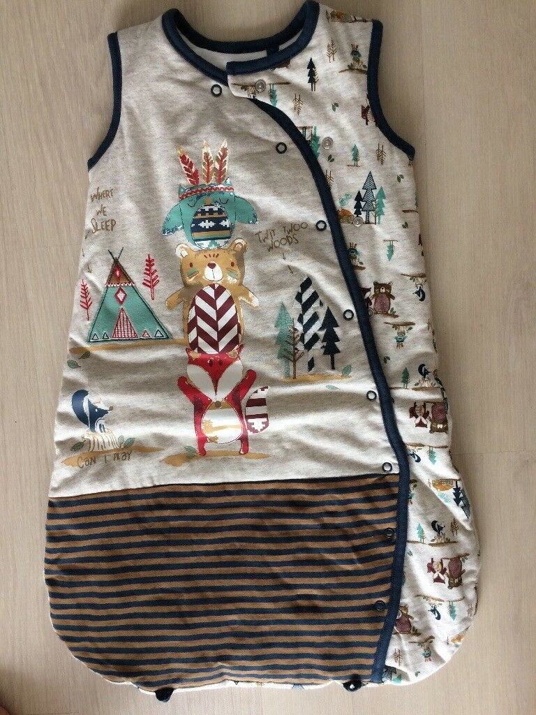 **Unisex 0-6 months sleeping bag NEW**