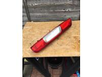 Ford Focus mk2 Driver-side rear light