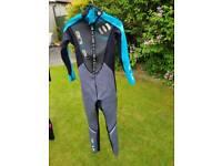 Boys Animal wet suit