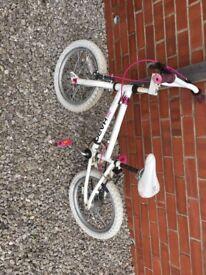Haro Z16 ano white Kids' bikes