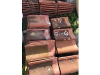 Roof Tiles (Essex Red) 380
