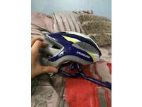 Specialized safety bicycle helmet