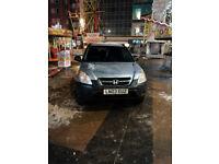 Honda CRV, Needs to go hence cheap price