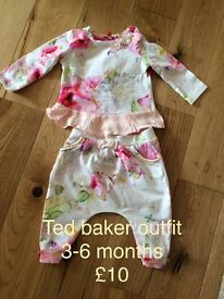 Ted baker outfits
