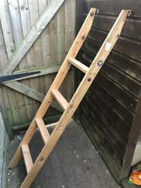 Replacement bunk bed ladder