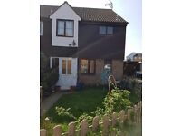 Modern, cosy house in quiet cul de sac -North Shoebury.(Good access to central Southend)