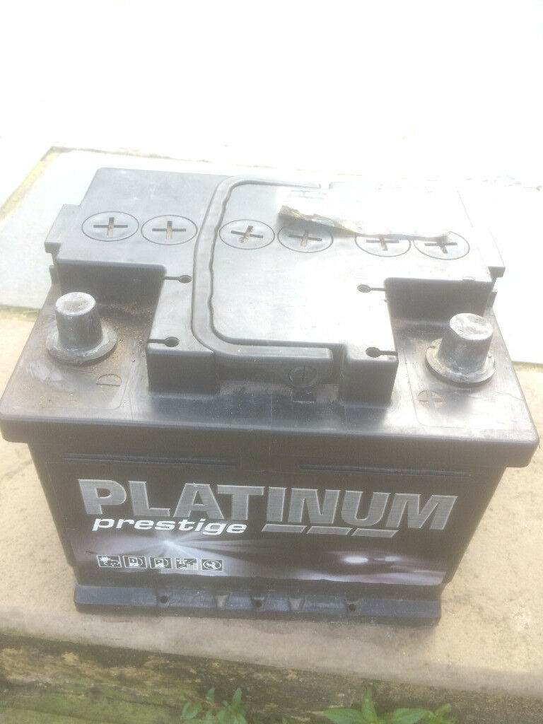 Platinum Prestige Car battery