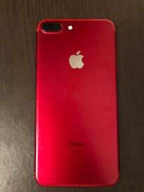 iPhone 7 Plus 128 gb product red