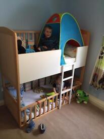 Bunkbed Cot bunk