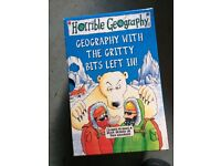 Horrible Geography - Geography With The Gritty Bits Left In! – Box Set