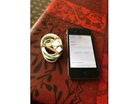 Apple iPhone 4 8GB VODAFONE excellent working order please read