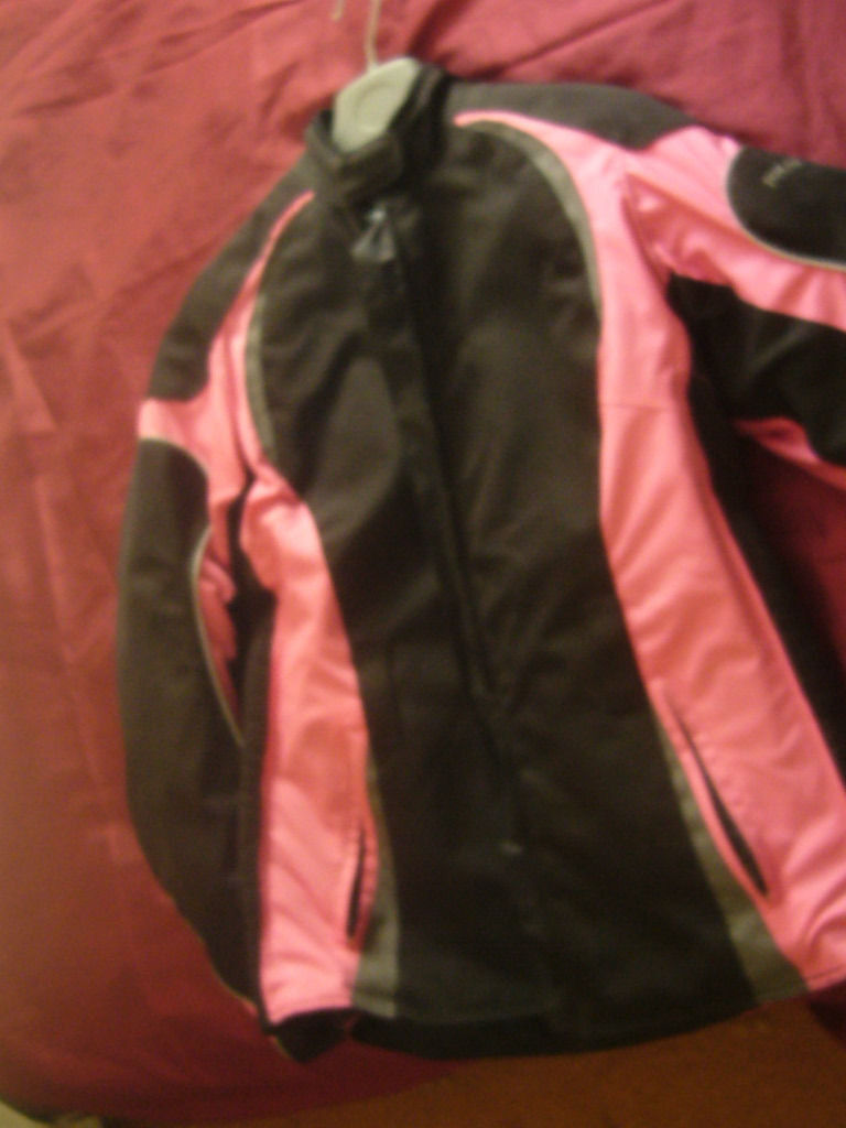 lady rider bikers leather jacket
